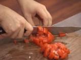 Ризото с пресни домати