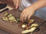 Мини палачинки с тиквички 2