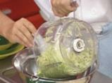 Мини палачинки с тиквички 4