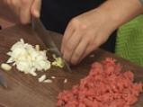 Картофени кюфтета с ароматна плънка 2
