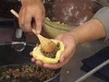 Картофени кюфтета с ароматна плънка 5