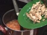 Свинско с ориз и тиквички 4