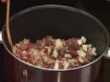 Кебап с патладжан и шилешко с доматен пилаф 2