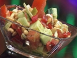 Зеленчукова салата със соя