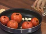 Супа с печена тиква и домати 4