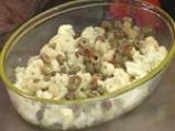 Запечен карфиол с маслини