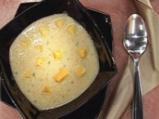 Супа от кестени и пащърнак