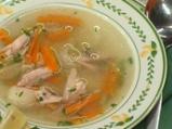 Унгарска пилешка супа