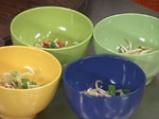 Супа с тофу и соеви кълнове 4