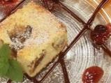 Смокинов кекс с ванилово мляко