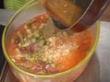 Ориз с шпек и бамя 4