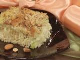 Запечен карфиол с бадемова коричка