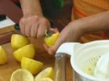 Лимоново сорбе 2