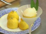 Лимоново сорбе 4