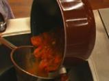 Доматен бульон с миди 2