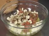 Пълнени сушени чушки с картофи и наденица 5