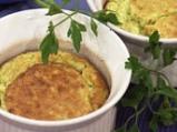 """Суфле от броколи със сирене """"Дунавия"""""""