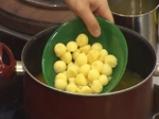 Пилешка супа със зимни зеленчуци и овесени ядки 4