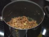 Пълнени сушени чушки със свинско и кускус 2