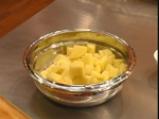 Картофено пюре с печен чесън