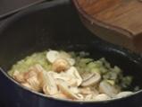 Каубойски черен ориз с гъби 3