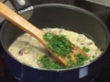 Зелен фасул с печурки и хрупкав лук 3