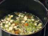 Зеленчукова супа с овесени ядки 2