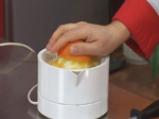 Коктейл от манго с портокали и моркови