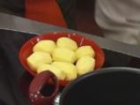 Тарта с картофи, спанак и извара