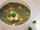 Супа от коприва с тофу