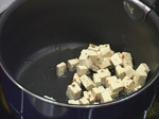 Супа от коприва с тофу 4