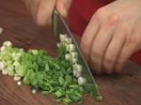 Булгур пилаф със сушени домати и зелен фасул 2