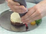 Грис торта с бъз 5