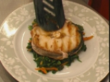Котлет от риба меч в дижонски сос 4
