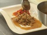 Свинско печено с панонски зеленчуци 4