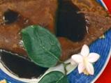 Шоколадови палачинки с ванилов крем