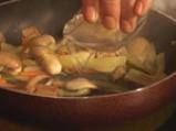 Руладини от пъстърва и задушени зеленчуци 3