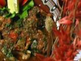 Самоковска пъстърва с доматен сос