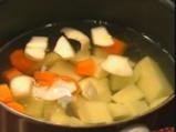 Виенска картофена супа с гъби