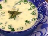 Млечна супа от аспержи