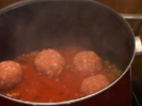 Кюфтенца с булгур в доматен сос 5
