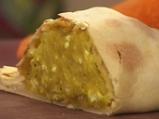 Картофи със сирене в царевична коричка