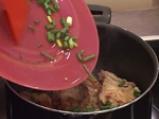 Агнешки ребърца с картофи и маслини 2