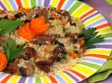 Ориз пилаф с агнешко