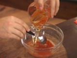 Доматено фрапе с мариновани краставици във френски сос 4