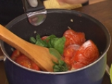 Доматен мус със сладко-пикантен сос 3