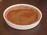 Карамелена торта с бял шоколад и пияни малини 5