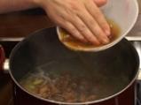 Супа с челядинки и печурки 2