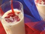 Плодов шейк с кисело мляко