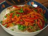Ориенталска оризова салата 4